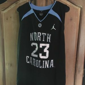 Jordan North Carolina Jersey XXL